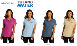 Adult Ladies' Short Sleeve Polo (embroidered)