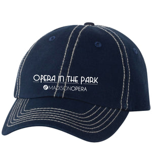 Madison Opera in the Park, Logo Cap