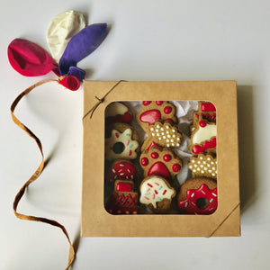 Dog Biscuits - Celebration Box