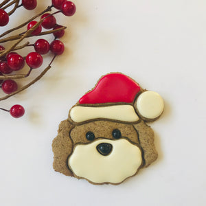 Christmas Dog Treats - Santa Paws