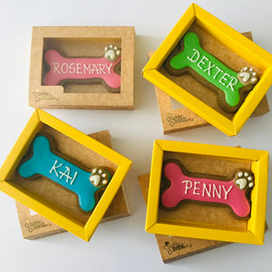 Dog Biscuits - Personalised Dog Bone