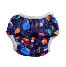 Load image into Gallery viewer, PRE ORDER: Deep Sea Swim Nappy