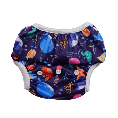 PRE ORDER: Deep Sea Swim Nappy