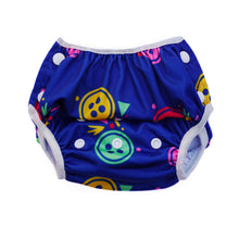 Load image into Gallery viewer, Buttoned Up Swim Nappy