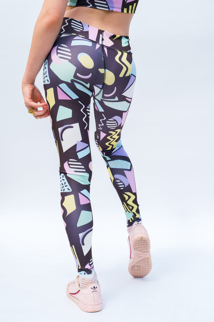 Space Snacks Leggings