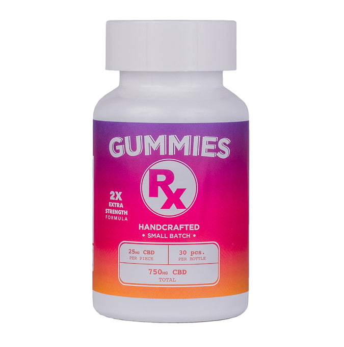 30x CBD Gummies - 750mg
