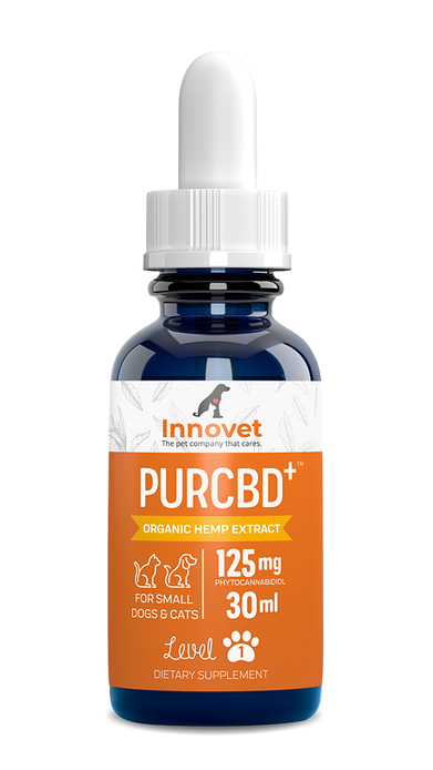 Furry Friend CBD Tincture - 125mg