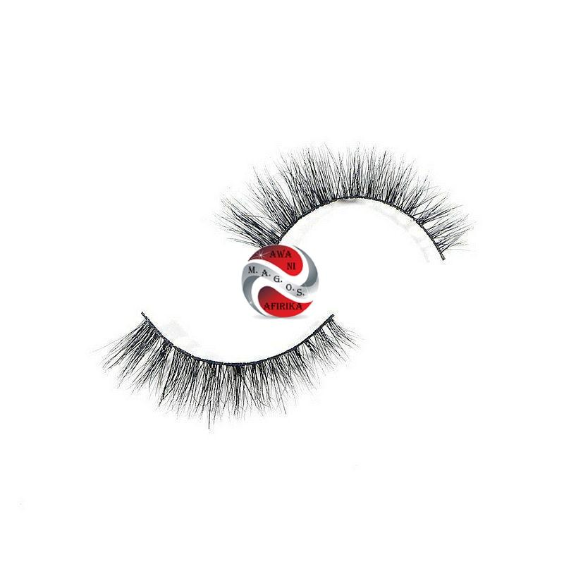 Berlin 3D Mink Lashes - | M.A.G.O.S. affordable African imported goods, authentic designer clothing, name brand fashion wear