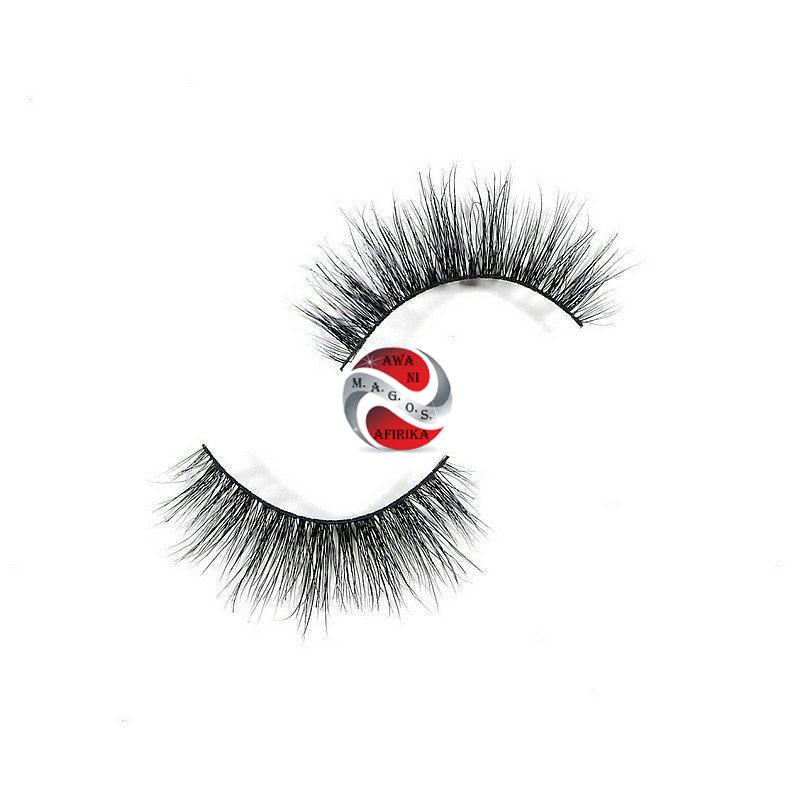 London 3D Mink Lashes - | M.A.G.O.S. affordable African imported goods, authentic designer clothing, name brand fashion wear
