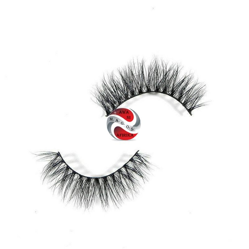 Vegas 3D Mink Lashes - | M.A.G.O.S. affordable African imported goods, authentic designer clothing, name brand fashion wear
