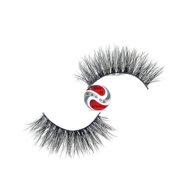 Milan 3D Mink Lashes - | M.A.G.O.S. affordable African imported goods, authentic designer clothing, name brand fashion wear