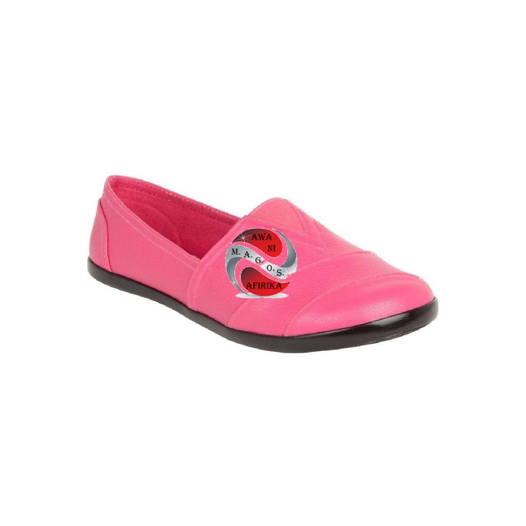 Comfort View Petal Flat Moss (Pink) - | M.A.G.O.S. affordable African imported goods, authentic designer clothing, name brand fashion wear