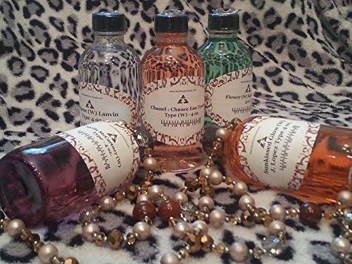 JASMINE ROMANCE FRAGRANCE - 4 oz. | M.A.G.O.S. affordable African imported goods, authentic designer clothing, name brand fashion wear