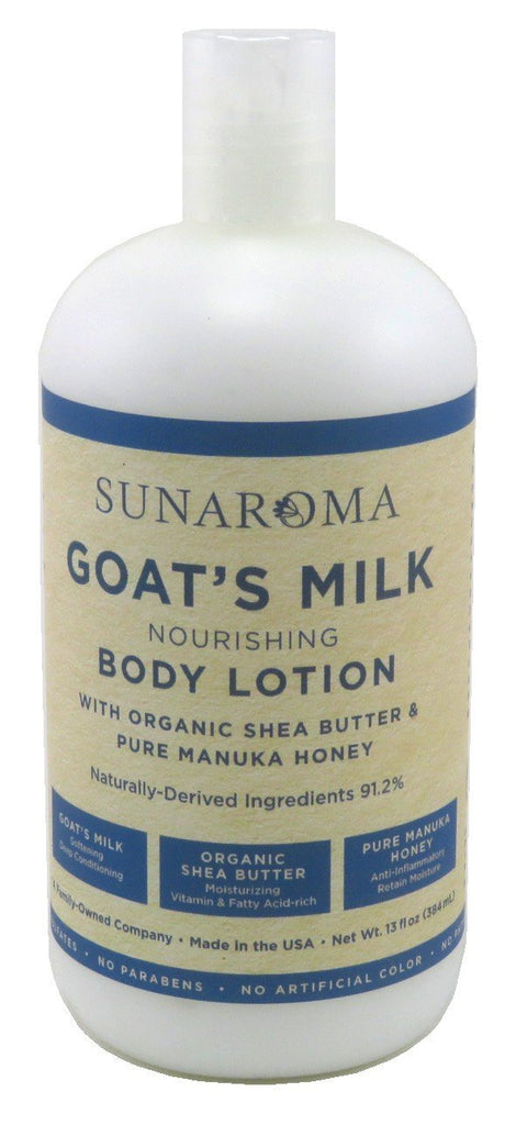 Goats Milk Body Lotion