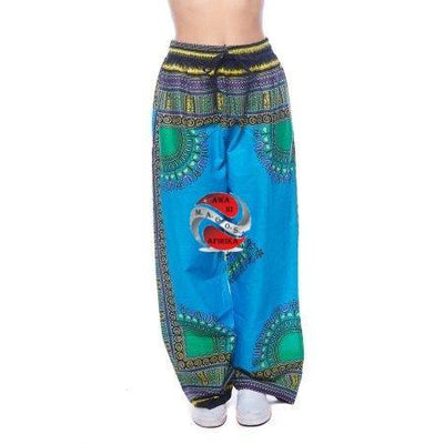 Traditional Print Dashiki Pants - Popular African and Designer Brands Goods