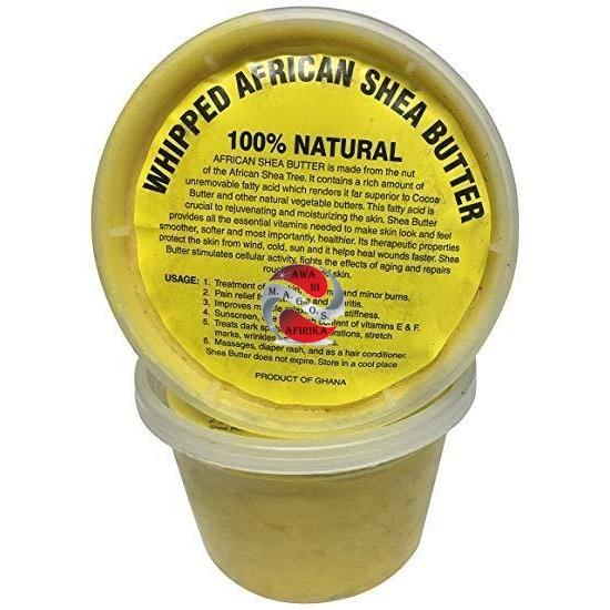 Scented Whipped Shea Butter 10 oz