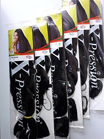 BEST QUALITY X-PRESSION RICH BRAID COLLECTION - | M.A.G.O.S. authentic name brand fashion clothing, genuine designer fashion accessories, imported African products