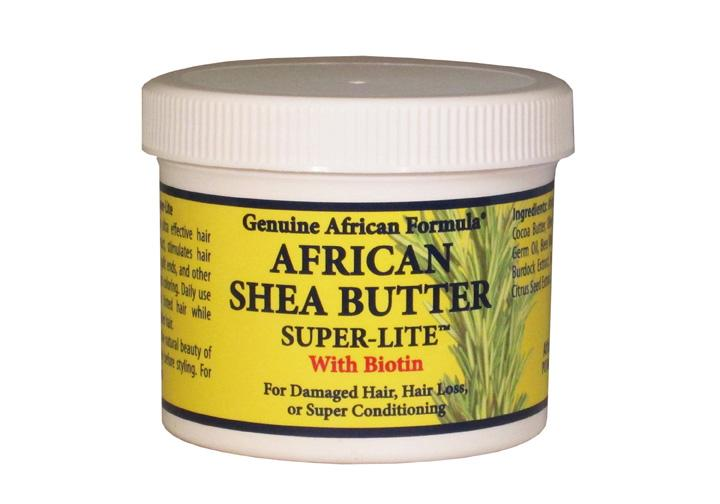 Genuine African Shea Butter – Super-Lite