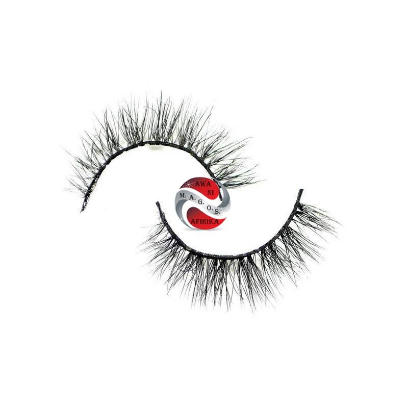 Claire 3D Mink Lashes - | M.A.G.O.S. affordable African imported goods, authentic designer clothing, name brand fashion wear