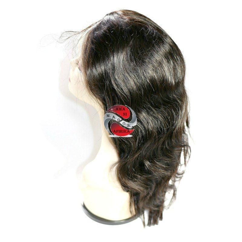 Body Wave Front Lace Wig - | M.A.G.O.S. affordable African imported goods, authentic designer clothing, name brand fashion wear