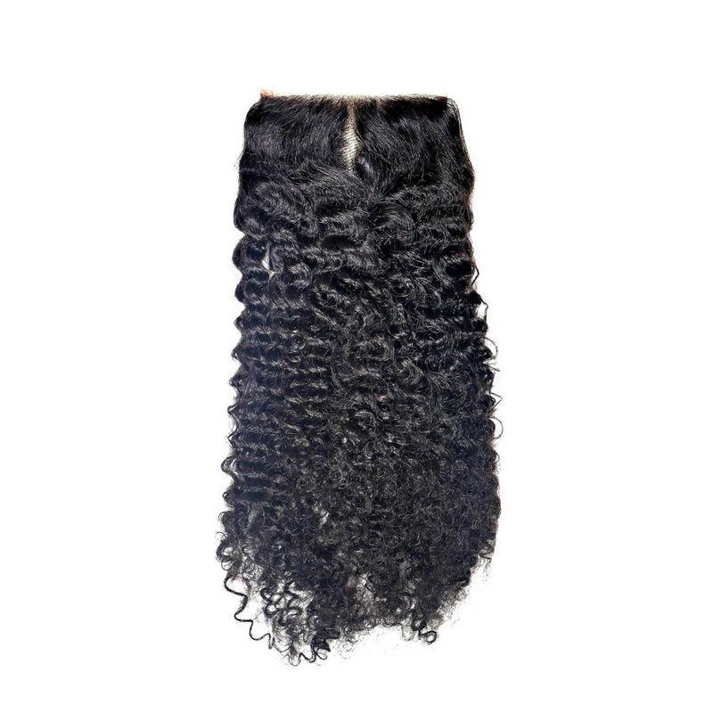 Afro Kinky Curly Closure - | M.A.G.O.S. affordable African imported goods, authentic designer clothing, name brand fashion wear