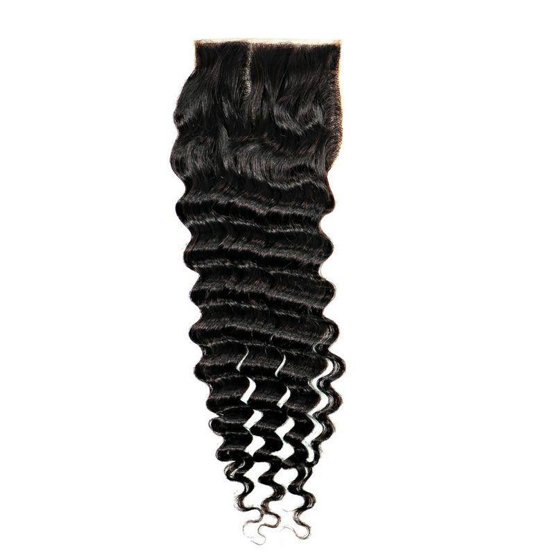 Brazilian Deep Wave Closure - | M.A.G.O.S. affordable African imported goods, authentic designer clothing, name brand fashion wear