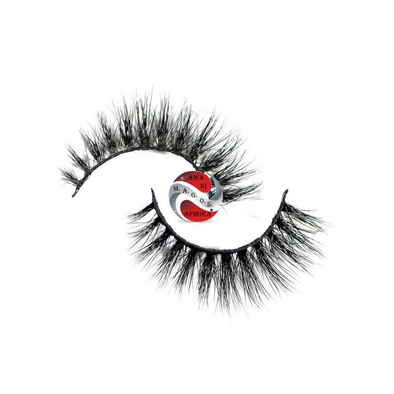 Amelia 3D Mink Lashes - | M.A.G.O.S. affordable African imported goods, authentic designer clothing, name brand fashion wear