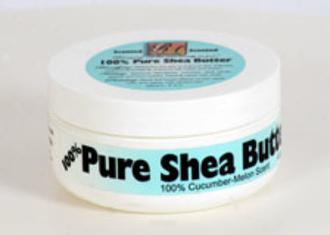 Cucumber Melon Scented Shea Butter 4oz
