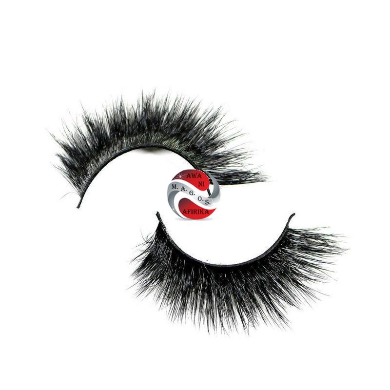 Eden 3D Mink Lashes - | M.A.G.O.S. affordable African imported goods, authentic designer clothing, name brand fashion wear