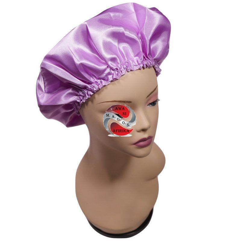 Silk Bonnet - | M.A.G.O.S. affordable African imported goods, authentic designer clothing, name brand fashion wear