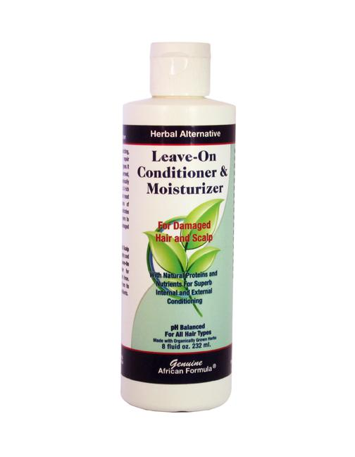 Genuine African Leave-On Conditioner/Moisturizer