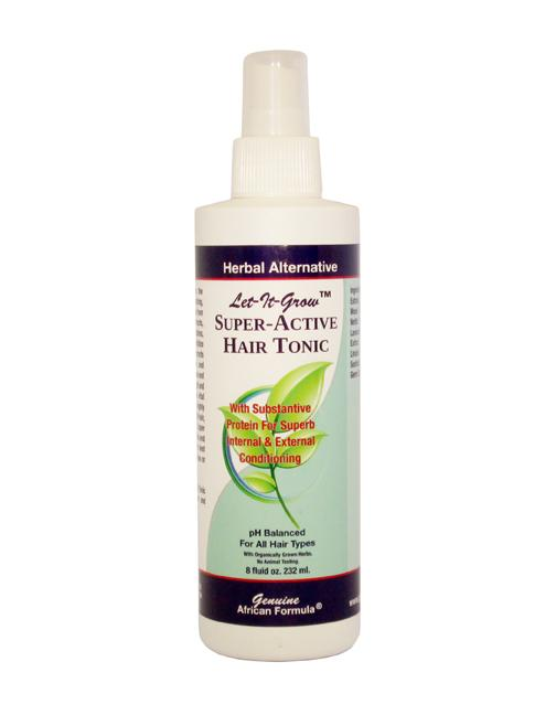 Genuine African Let-It-Gro Super Active Hair Tonic