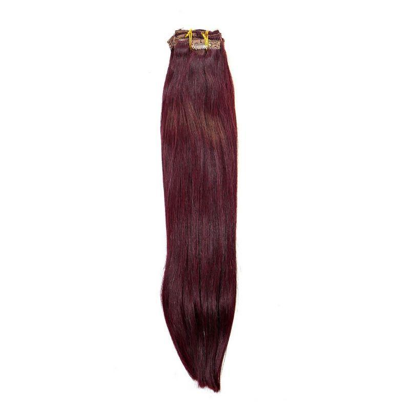 Malbec Plum Clip-in - | M.A.G.O.S. affordable African imported goods, authentic designer clothing, name brand fashion wear