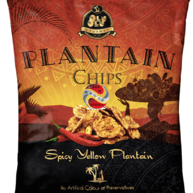 Plantain Chips Spicy