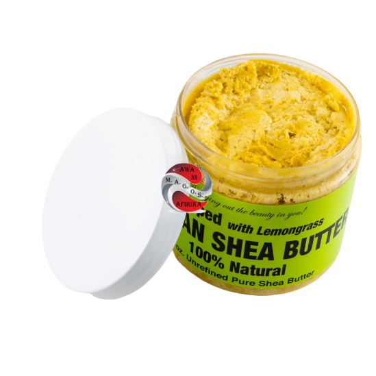 100% Pure Whipped Shea Butter 12 oz