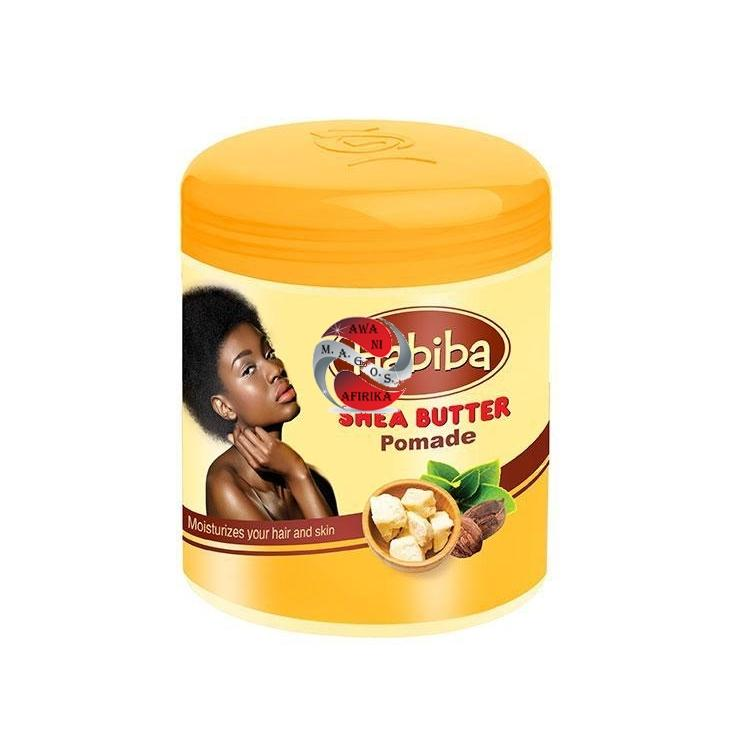 Habiba Shea Butter Pomade - | M.A.G.O.S. affordable African imported goods, authentic designer clothing, name brand fashion wear