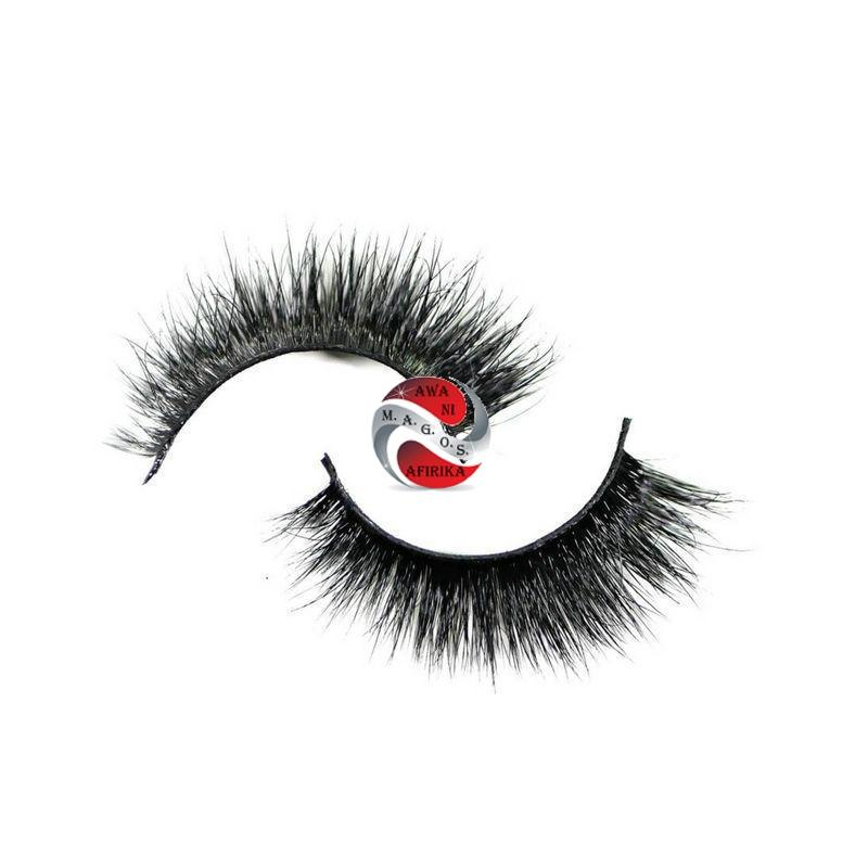 Jane 3D Mink Lashes - | M.A.G.O.S. affordable African imported goods, authentic designer clothing, name brand fashion wear