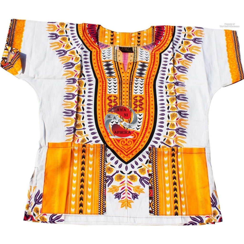 Children's African Dashiki Print Shirt - | M.A.G.O.S. African print shirts for boys, African print kids clothing, African inspired kids fashion