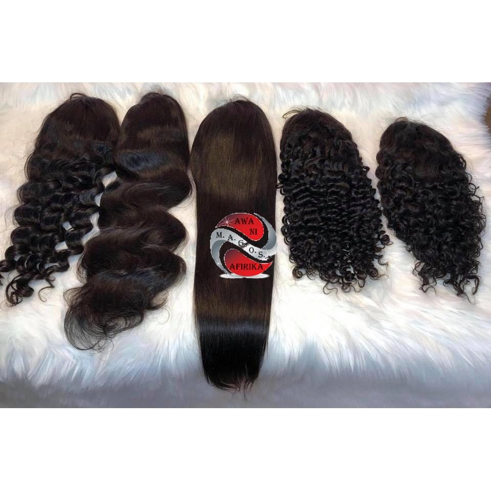 Single Natural Color Weave Bundle - | M.A.G.O.S. authentic name brand fashion clothing, genuine designer fashion accessories, imported African products