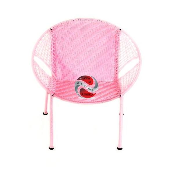 Pink Petite Children's Peekaboo Chair