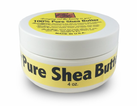 Original Unscented Shea Butter 4oz