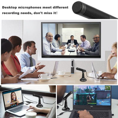 Computer Microphone,PoP voice Desktop mic