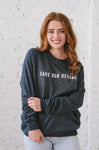 Save Our Oceans Eco Sweatshirt