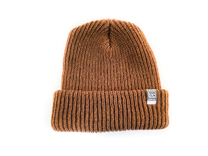 Copper Beanie Hat