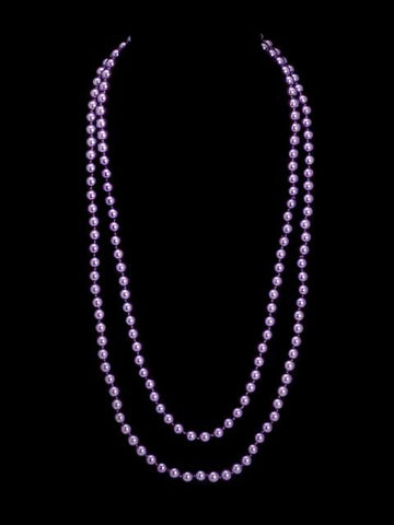 0860 PEARL NECKLACES