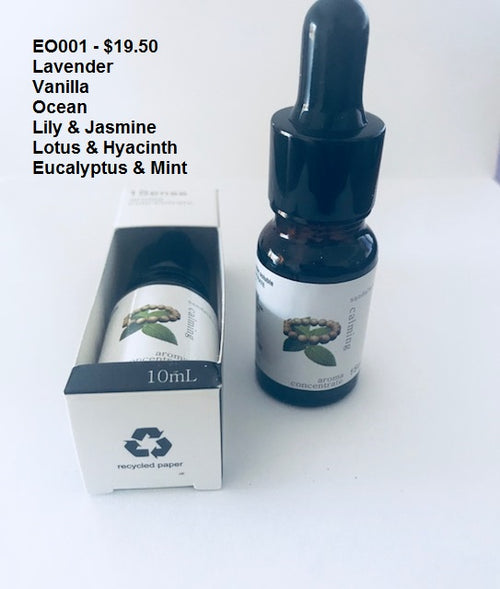 Diffuser Oil Pack 1