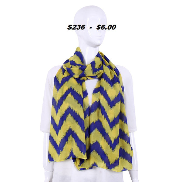 S236 BLUE/YELLOW