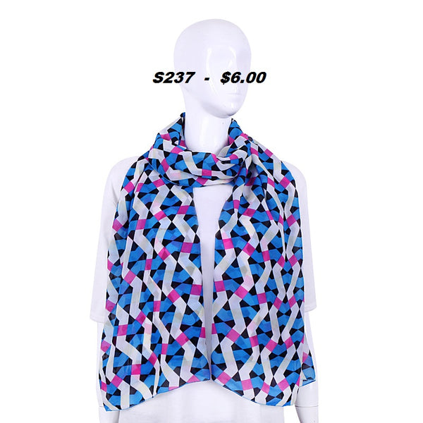 S237 PINK/BLUE