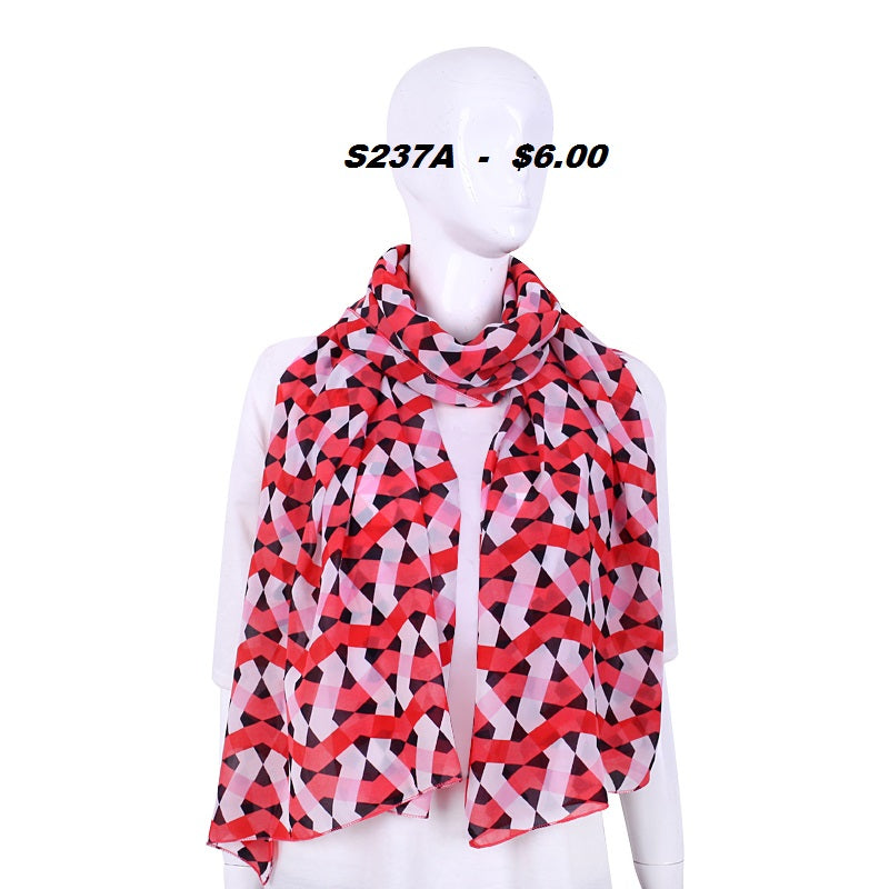 S237A PINK/RED