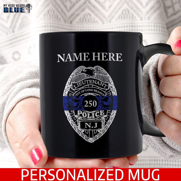 Printed Mug Can/'t You Tell? I/'m A Police Officer